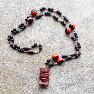 Vintage Artisan Tribal Necklace